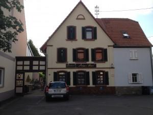 Pplittersdorfer Straße, Hunsrück, Prinz-Max, Zum-Anker, Kegelbahn, Gasthaus, Biergarten, regionale Speisen und Getränke, Familie-Biegel