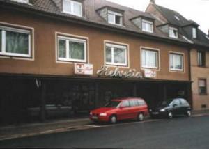 MANNHEIM Helvetia, Seckenheimer Hauptstraße, Seckenheimer Schloss