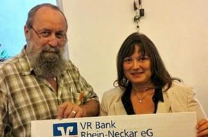 Flüchtlingskinder Schifferkinderheim Seckenheim Elvira Treutler, Ralf Waibel