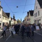 Buntes Treiben zur Kerwe 2018 in Seckenheim
