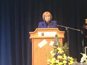 Stadträtin Marianne Seitz